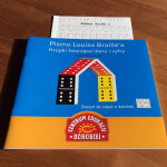 Książeczka Pismo Louisa Braillea - okładka